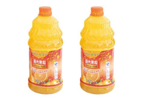 果粒爽2.5L-瓶