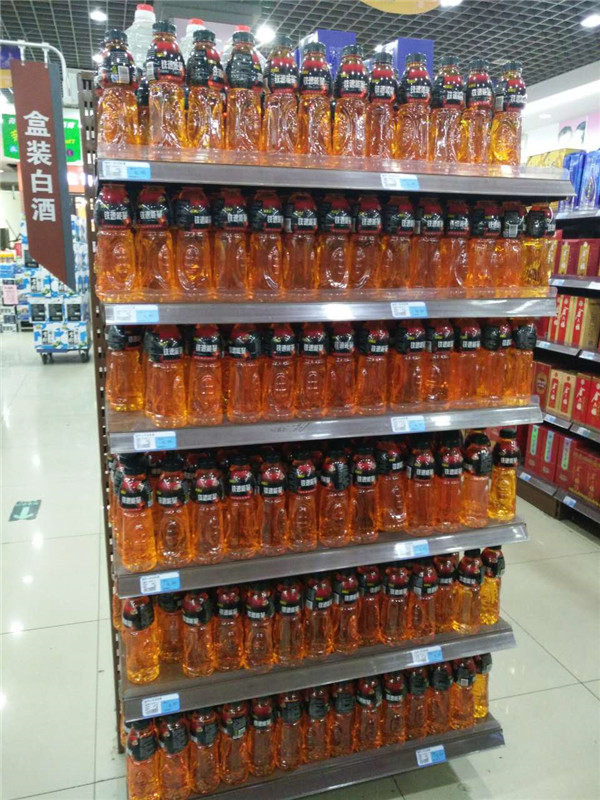 果蔬汁功能型饮料