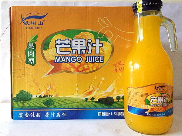 芒果汁果肉型